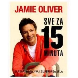 JAMIE OLIVER SVE ZA 15 MINUTA